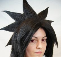 Uchiha Madara Wig and EMS Contacts by miss-a-r-t
