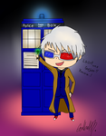 Prussia 10th Doctor by GillyRainbows