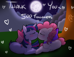 Ask Cute TwinkiePie: 500 Followers by JustAGirlOnline