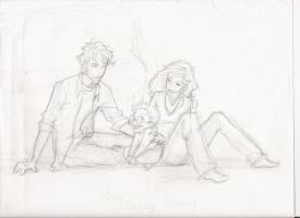 HarryNGinny Parenting by burdge