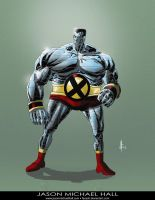 80's Uncanny X-Men - Colossus by feeesh