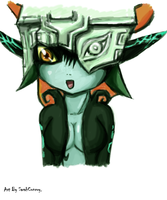 + Midna + by demoness