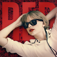 Taylor Swift - Red by jonatasciccone