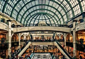Emirates Mall II by Celestial22