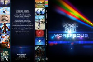 Showreel Cover 2010 by Morefeous