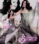 Selena Blend by Lovedyouinthepast
