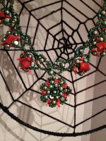 Beads in my Web by Arachnoid