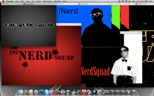 collection of nerdsquad w.p. by Necro949445