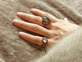 Rings by UrsulaOT