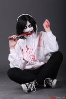 Jeff the killer Cosplay by KleineKonan