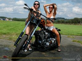 Harley Davidson-RoadrageCycles by BSCA