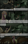Uru's Reign Part 2: Chapter 2: Page 20 by albinoraven666fanart