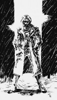Gambit - MGS style by Ludi-Price