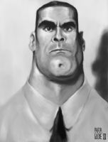 Henry Rollins by Parpa
