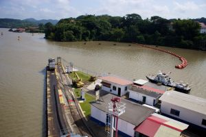 Panama Canal by MusicIsLove17