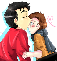 Klaine - I will be back soon, baby by symphonicRhythm