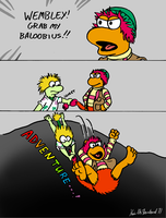 Fraggle ADVENTURE by Negaduck9