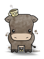 + Coffii Cow + by LimskArt