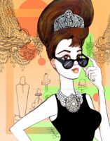 Holly Golightly by LeilaniJoy