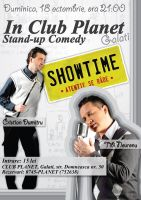 ShowTime - Stand-up comedy by semaca2005