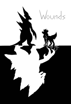 ToT - Wounds: Series Cover by Marvel-ousNerd