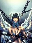 Chained Wings by xseerx