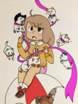 Bee and Puppycat by Oliviadoingalltheart