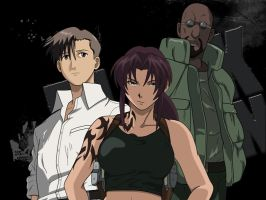 Black Lagoon by jerremy7
