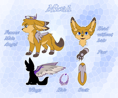 Micah Ref 2014 by CrispyCh0colate