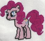 Pinkie Pie - Cross Stitch by xxEmofoxdemonxx