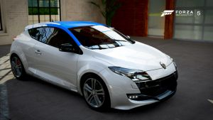 Forza 5 - Renault Megane RS 265 by RyoFox630