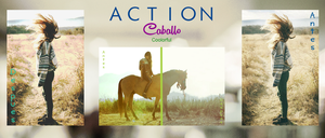 Caballo - Action - Coolorful by Coolorful