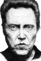 Christopher Walken by GrayWolfcg