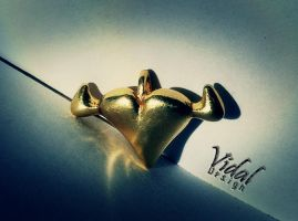 HeartBreaker's Pendant by Vidal-Design