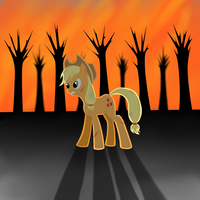 The Fall of Sweet Apple Acres by Bio4