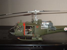 huey gunship no2 by SKEGGY