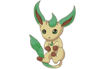 Leafeon by SALBP