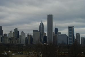 Chicago 003 by MonsterBrand-stock