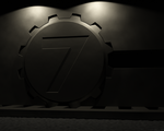 Vault 7 Entrance by Zikco