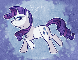 Rarity by Aniritak
