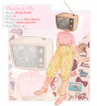 Pastel Tv - Wendy by ChiiTsun