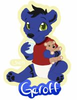 Baby badge 8 by Lincub