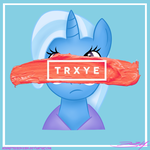 TRXIE by MikorutheHedgehog
