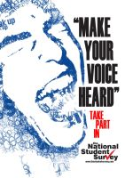 Make your voice Heard! by jackabe