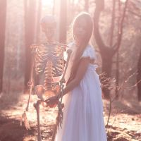 lovely bones. by perhydrol