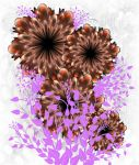 abstract-flowers 3 by sonafoitova