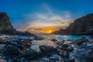 Hanauma Bay--Sunrise II by shod