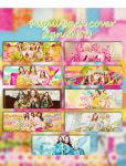 SNSD cover sign by yulyuk