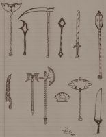 Weapons 48 request by TheGreyPersona