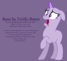 MLP Base 317 by Twiily-Bases